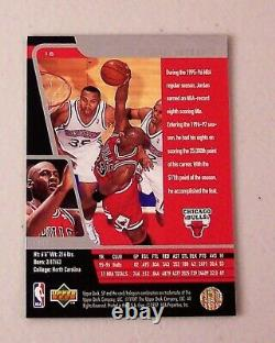 1996-97 SP Upper Deck Complete Basketball Set with Kobe Bryant RC Rookie #134