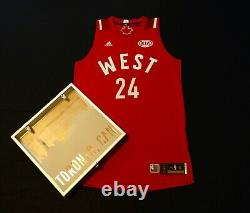 Kobe Bryant LA Lakers 2016 ALL STAR Game/Team Issued Jersey Boxed Limited Jordan