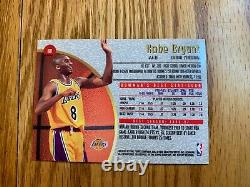 Kobe Bryant, Michael Jordan, and Tim Duncan rookie card lot of 4